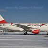 2017-01-08 OE-LDF Airbus A319 Austrian Airlines