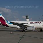 2017-06-22 OE-LYZ Airbus A319 Eurowings