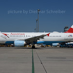 2017-06-13 OE-LBU AIrbus A320 Austrian Airlines