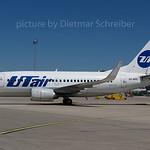 2017-06-09 VQ-BPO Boeing 737-500 UT Air