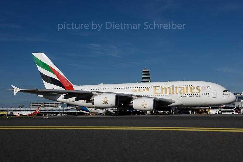 2017-10-14 A6-EUL Airbus A380 Emirates