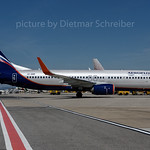 2017-06-15 VP-BMM Boeing 737-800 Aeroflot