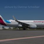 2017-06-13 OE-IQB Airbus A320 Eurowings