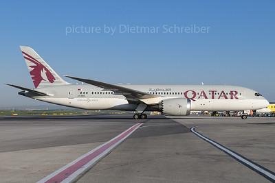 2018-04-20 A7-BCL Boeing 787-8 Qatar Airways