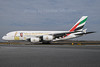 2018-02-09 A6-EUA Airbus A380 Emirates