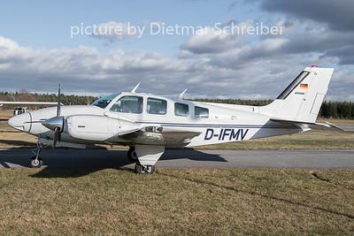 2018-12-31 D-IFMV Beech 58 Baron