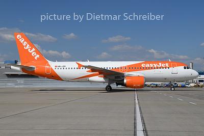 2019-04-18 HB-JZR Airbus A320 Easyjet