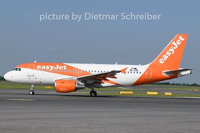 2019-06-14 OE-LQB Airbus A319 Easyjet Europe