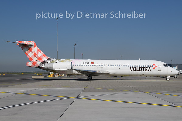 2019-04-18 EI-FCB Boeing 717 Volotea