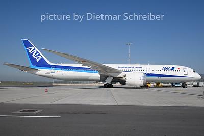 2019-04-18 JA891A Boeing 787-9 All Nippon