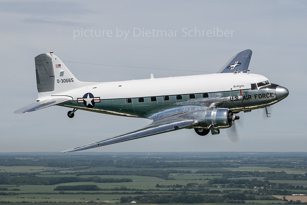 2019-06-02 N47E (0-30665) Douglas DC3 Miss Virginia