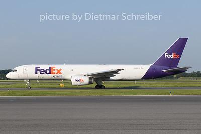 2019-06-14 N923FD Boeing 757-200 Fedex