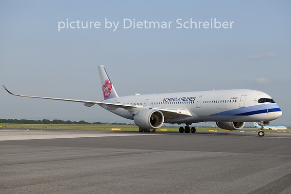 2019-06-14 B-18909 Airbus A350-900 China Airlines