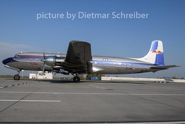 2019-04-15 OE-LDM Douglas DC6 Flying Bulls