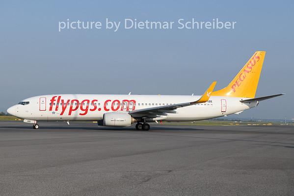 2019-06-14 tC-IZE Boeing 737-800 Pegasus
