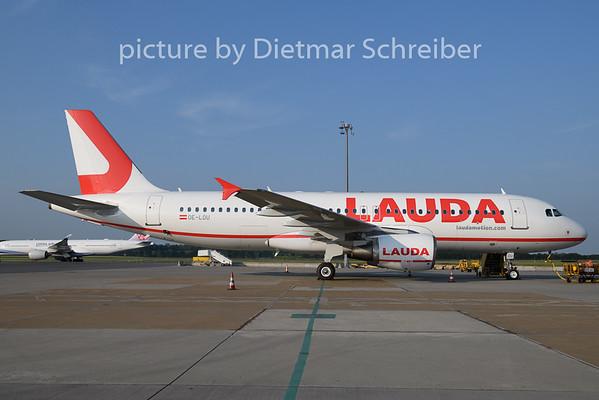 2019-06-14 oE-LOU Airbus A320 Laudamotion