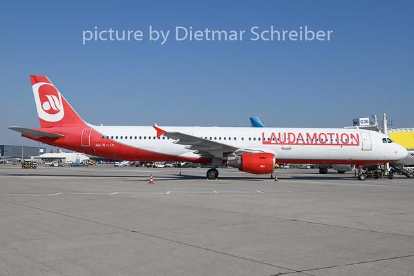 2019-04-18 OE-LCG Airbus A321 Laudamotion
