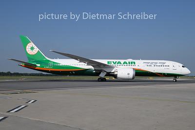 2019-06-14 B-17885 Boeing 787-9 Eva Air