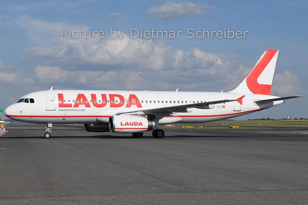 2019-06-18 OE-IBJ AIrbus A320 Laudamotion