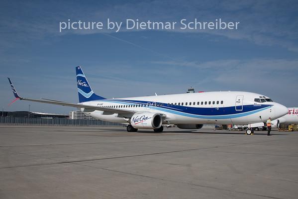 2019-08-05 SP-LWE Boeing 737-800 LOT / New Gen Airways