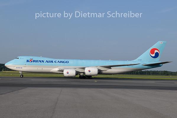 2019-06-14 HL7624 Boeing 747-8 Korean Air