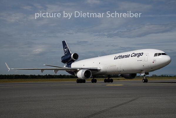 2019-08-07 D-ALCD MD11F Lufthansa Cargo