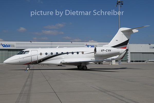 2019-04-18 VP-CVH Gulfstream 280