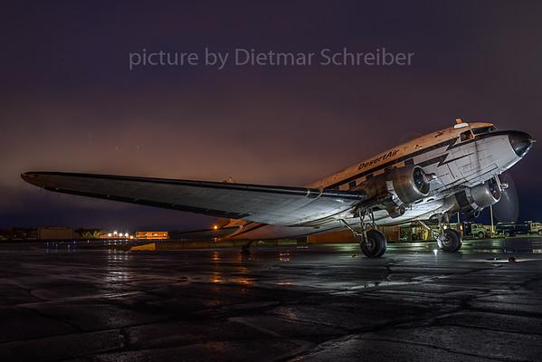 2019-09-29 N44587 DC3 Desert Air