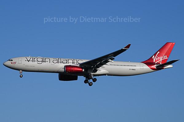 2020-01-18 G-VWAG Airbus A330-300 Virgin Atlantic