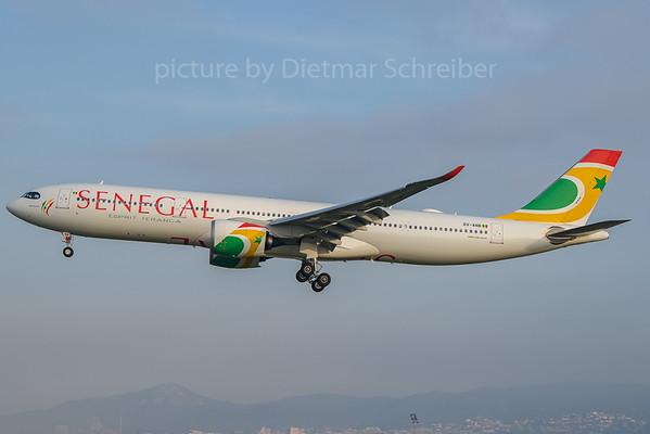 2020-02-22 6V-ANB Airbus A330-900 Air Senegal