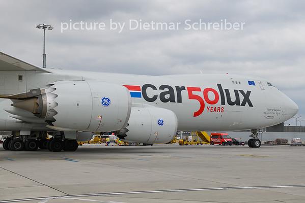 2020-08-14 LX-VCC Boeing 7478 Cargolux