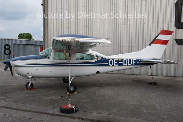 2020-06-20 OE-DUF Cessna 210