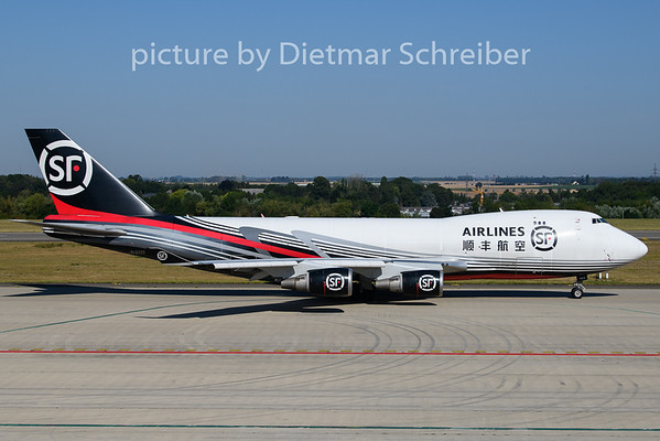 2020-08-08 B-2422 Boeing 747-400 SF Airlines