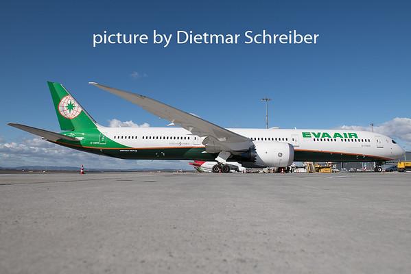 2020-02-18 B-17805 Boeing 787-10 Eva Air