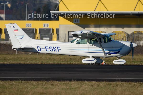 2020-12-31 D-ESKF Cessna 172