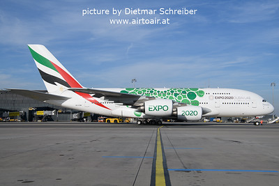 2021-10-20 A6-EOW Airbus A380 Emirates