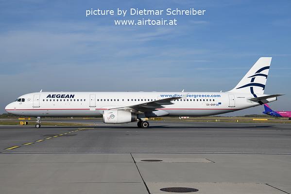 2021-10-20 SX-DVP Airbus A321 Aegean
