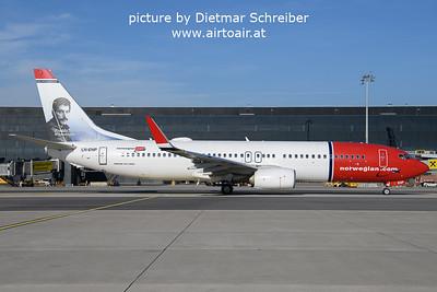 2021-10-20 LN-ENP Boeing 737-800 Norwegian