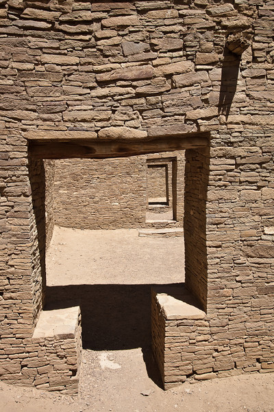 T-Door, Pueblo Bonito, Chaco Culture National Historical Park