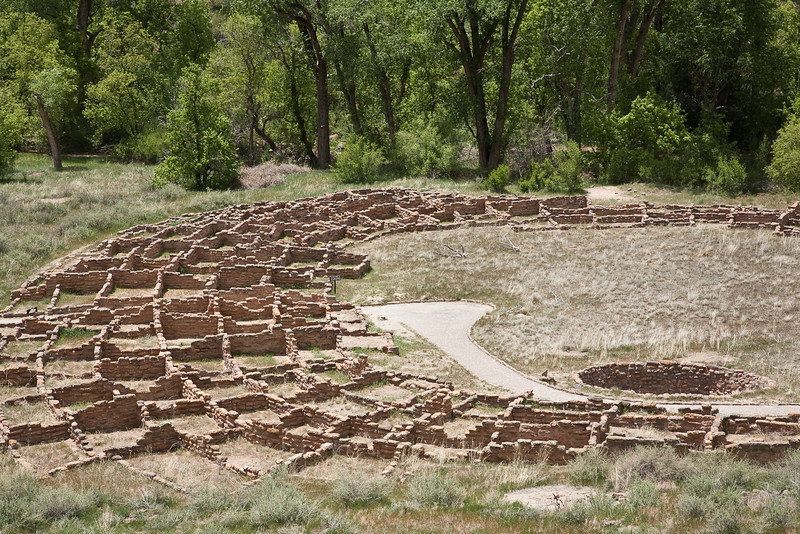 Tyuonyi, Bandelier National Monument