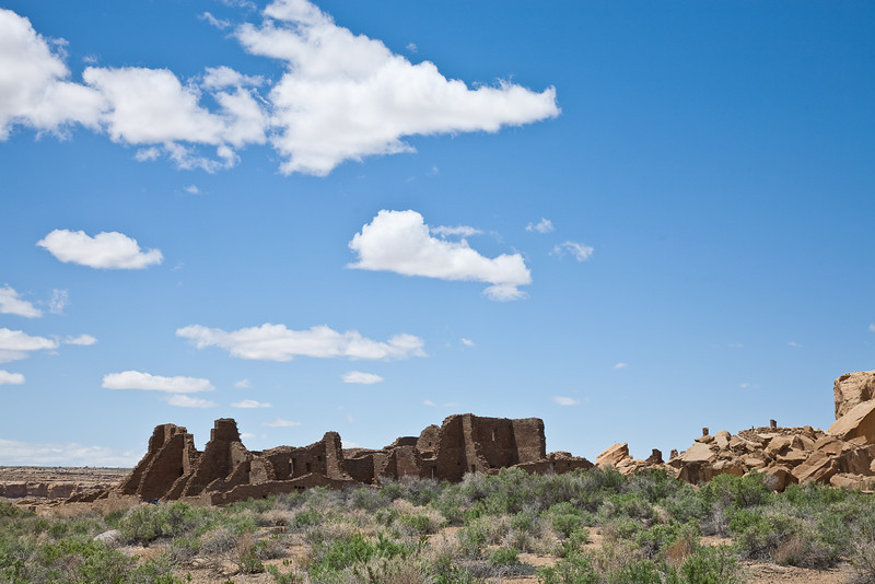 Pueblo Bonito, Chaco Culture National Historical Park