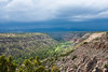 Approaching Storm, Frijoles Canyon, Bandelier National Monument