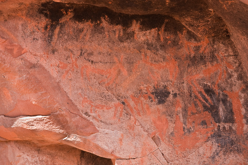 Pictographs, Honanki