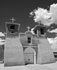"San Francisco de Asis, Ranchos de Taos. Built in 1810, this church is well known because of paintings by Georgia O""Keeffe and photographs by Ansel Adams. More images of this church from a previous trip may be seen in another gallery."