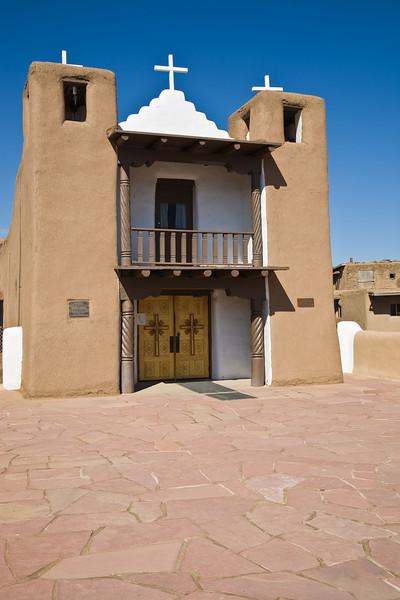 San Geronimo de Taos, Taos Pueblo.