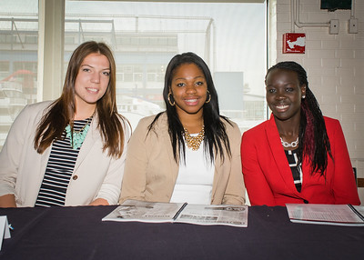 Katherine Plouffe, Katie Young, Aplew Ojulu; Marquette University.