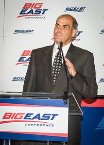 Villanova Head Coach Harry Perretta