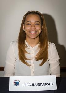 Brittany Hrynko, BIG EAST Preseason Player of the Year; DePaul University.