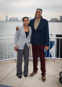 Ka-Deidre Simmons, Brittany Webb; Seton Hall University.