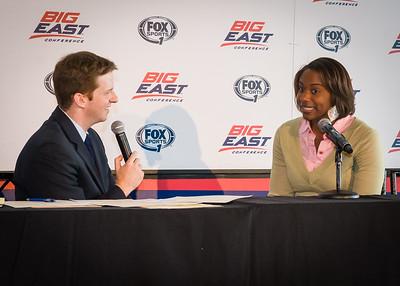 Daress McClung (Butler University) is interviewed.